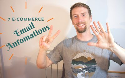 Ecommerce Email Marketing Automations to Sell Anything Online